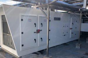 traitement d'air climatisation fromagerie