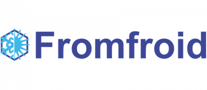 FROMFROID logo